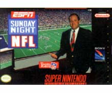 ESPN Sunday Night NFL ESPN Sunday Night NFL 118145