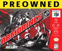 Armorines: Project Swarm Armorines: Project Swarm 173716