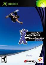 ESPN Winter X-Games Snowboarding 2002 ESPN Winter X-Games Snowboarding 2002 214875