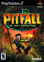 Pitfall: The Lost Expedition Pitfall: The Lost Expedition 233314