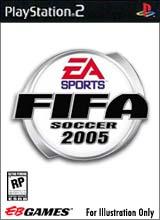 FIFA Soccer 2005 243507 mock