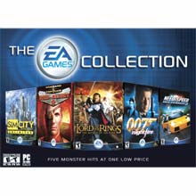 EA Games Collection EA Games Collection 244608Mistermostyn