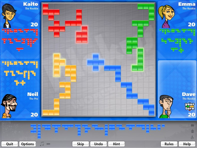 Blokus on PC ? Try Before You Buy Blokus on PC ? Try Before You Buy 2742SquallSnake7