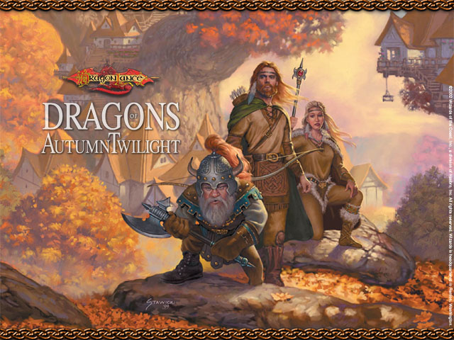D&D Dragonlance DVD Releases Jan.15th D&D Dragonlance DVD Releases Jan.15th 2750SquallSnake7