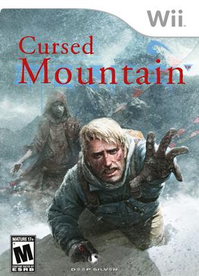 Cursed Mountain Box Art Released Cursed Mountain Box Art Released 3359SquallSnake7