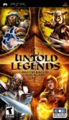 Untold Legends: Brotherhood of the Blade Untold Legends: Brotherhood of the Blade 550563Lylabean