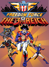 Freedom Force vs. The Third Reich Freedom Force vs. The Third Reich 550579dissonantfeet
