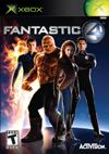 Fantastic Four Fantastic Four 550837CyberData2
