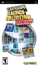 Capcom Classics Collection Remixed Capcom Classics Collection Remixed 551822SquallSnake7