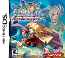 Tao's Adventure: Curse of the Demon Seal Tao's Adventure: Curse of the Demon Seal 552113SquallSnake7