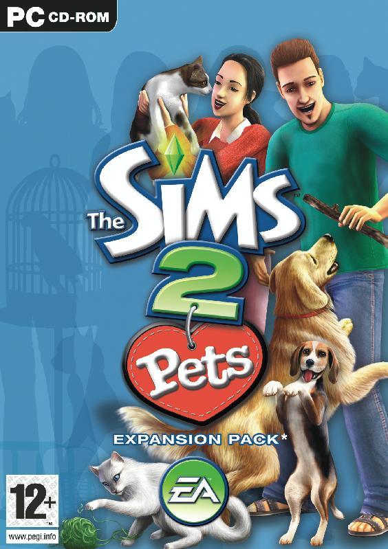 Sims 2 Pets Sims 2 Pets 553500ATomasino