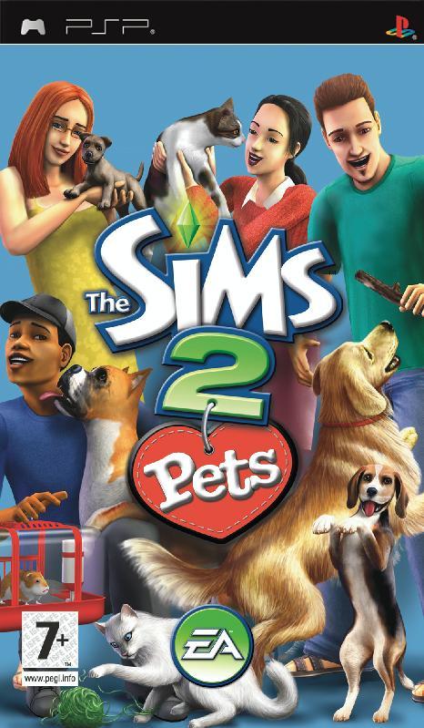 Sims 2 Pets Sims 2 Pets 553503ATomasino