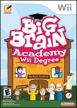 Big Brain Academy: Wii Degree Big Brain Academy: Wii Degree 553620SquallSnake7