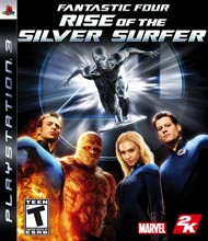 Fantastic Four: Rise of the Silver Surfer Fantastic Four: Rise of the Silver Surfer 553917SquallSnake7