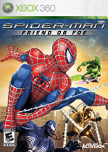 Spider-Man: Friend or Foe Spider-Man: Friend or Foe 553999SquallSnake7