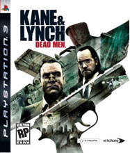 Kane & Lynch: Dead Men Kane & Lynch: Dead Men 554094Maverick
