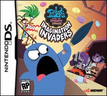 Foster's Home for Imaginary Friends: Imagination Invaders Foster's Home for Imaginary Friends: Imagination Invaders 554277Maverick