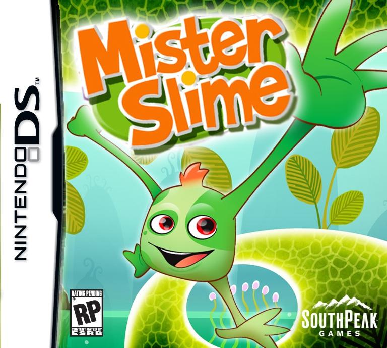 ewww, gross Mr. Slime (DS) Review 554574SquallSnake7