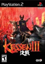 Kessen III is golden Kessen III is golden 663Wsv771