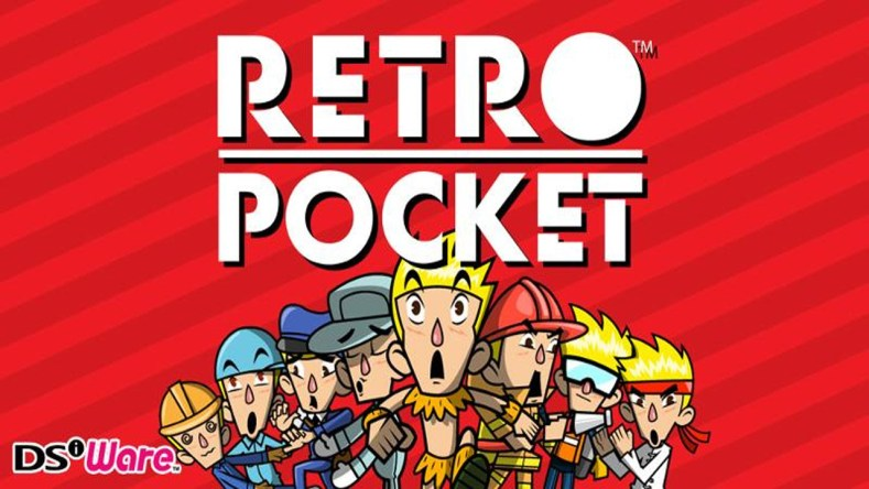 Retro Pocket (DSiWare) Review Retro Pocket (DSiWare) Review Retro Pocket Splash Image