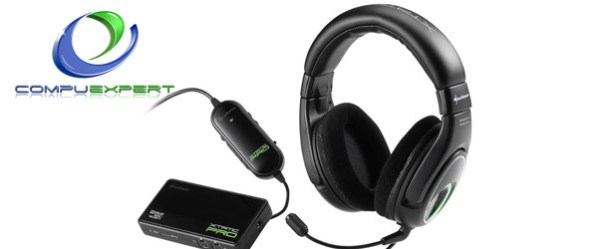 CompuExpert Set To Release New Gaming Headsets CompuExpert Set To Release New Gaming Headsets CompuExpertHeadset