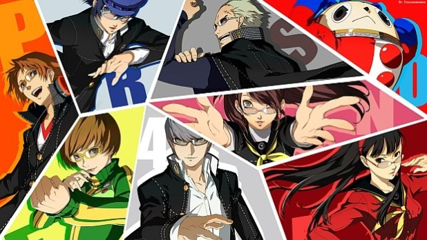 Persona 4 Golden Is Now Playable on Vita Persona 4 Golden Is Now Playable on Vita rank up with theses new persona 4 golden screens