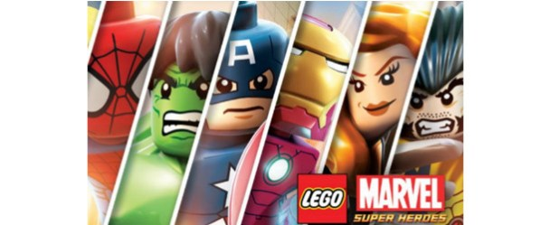 LEGO Marvel Games Assemble LEGO Marvel Games Assemble Marvel Lego