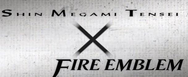 Shin Megami Tensei X Fire Emblem Collaboration Shin Megami Tensei X Fire Emblem Collaboration Shin X FE