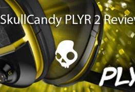 SkullCandy PLYR2 Banner