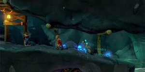 The Cave Monk The Cave (XBLA) Review The Cave (XBLA) Review The Cave Monk 300x150