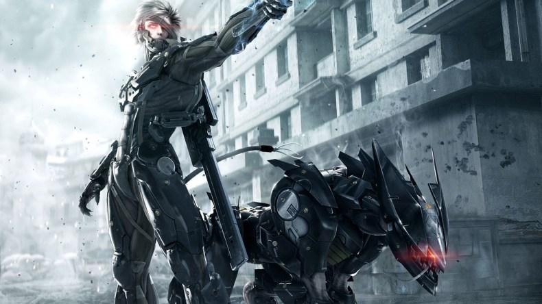 metal gear rising revengeance dog