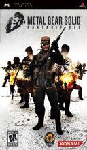 Build an army Ranking Metal Gear Ranking Metal Gear Portable Ops box1