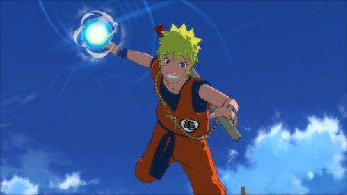 The game looks just like the anime.  Naruto Shippuden: Ultimate Ninja Storm 3 (360) Review Naruto Shippuden: Ultimate Ninja Storm 3 (360) Review Naruto Ult Nin Storm Anime