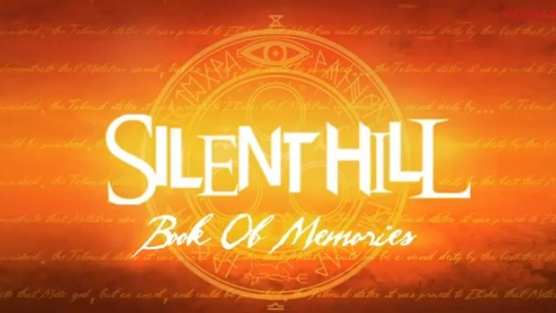 SIlent Hill Book of Mem