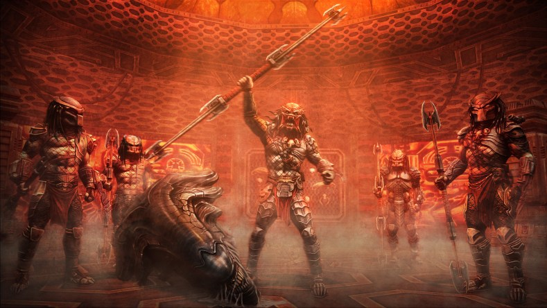 Alien vs. Predator: EVOLUTION Alien vs. Predator: EVOLUTION Alien vs. Predator: EVOLUTION Hits the App Store and Google Play alien concept art4