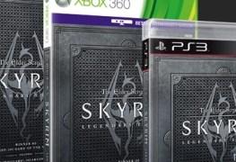 Skyrim Legendary Edition Announced Skyrim Legendary Edition Announced Skyrim Leg Edtion