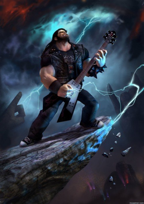 Brutal Legend (PC) Review Brutal Legend (PC) Review brutal legend 200904031250101 e1365214925914