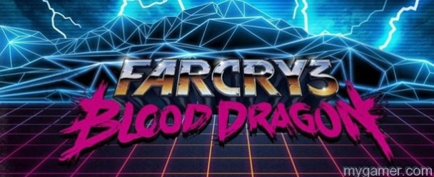 Far Cry 3: Blood Dragon (PC) Review Far Cry 3: Blood Dragon (PC) Review Blood Dragon Banner