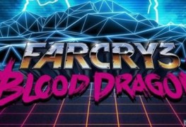 Far Cry 3 Blood Dragon Gets Patched Far Cry 3 Blood Dragon Gets Patched Blood Dragon Banner
