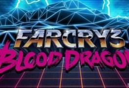 Blood Dragon Banner