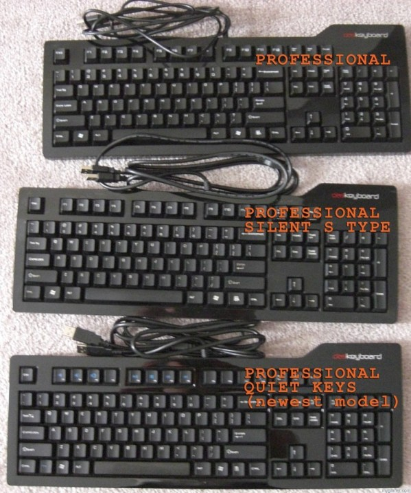 Previous Das Keyboard units. Pretty much retain the same design. Das Keyboard with Quiet Key Design Review (Hardware) Das Keyboard with Quiet Key Design Review (Hardware) Das Keyboard Stacked 856x1024