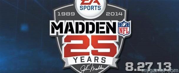 EA Confirms No Madden for Nintendo Consoles in 2013 EA Confirms No Madden for Nintendo Consoles in 2013 Madden25Banner
