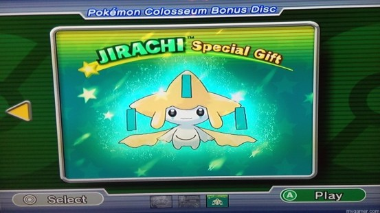 Jirachi! Forgotten Relics: Pokemon Colosseum Bonus Disc (GC) FORGOTTEN RELICS – Pokemon Colosseum Bonus Disc (GC) Pokemon Colosseum Jirachi 1024x577