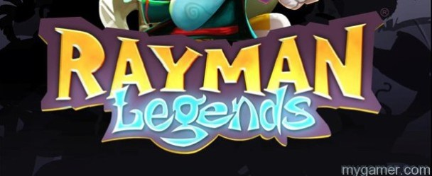 Rayman Legends Also Coming to Vita Rayman Legends Also Coming to Vita Rayman Legends Logo