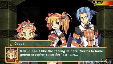 Nice anime artwork Class of Heroes II (PSP) Review Class of Heroes II (PSP) Review Coppa and co