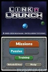 LinkNLaunchMenu Link 'n' Launch (DSiWare) Review Link 'n' Launch (DSiWare) Review LinkNLaunchMenu