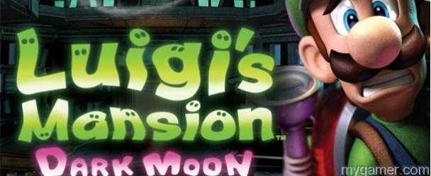 Luigi's Mansion Dark Moon (3DS) - Review Luigi's Mansion Dark Moon (3DS) – Review Luigis Mansion Dark Moon Banner