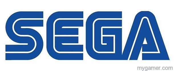 Sega Logo banner