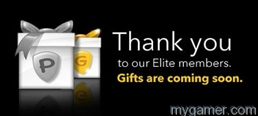 Club Nintendo Elite Gifts banner