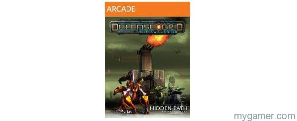 Free for XBL Gold – Defense Grid XBLA Free for XBL Gold – Defense Grid XBLA Defense Grid XBLA BoxArt